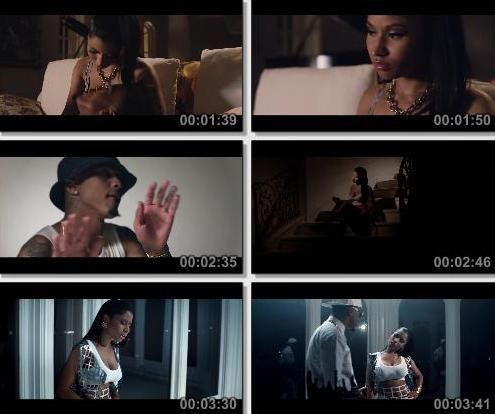 August Alsina ft. Nicki Minaj - No Love