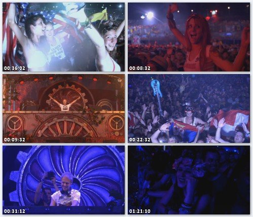Armin Van Buuren - Live at Tomorrowland 2014