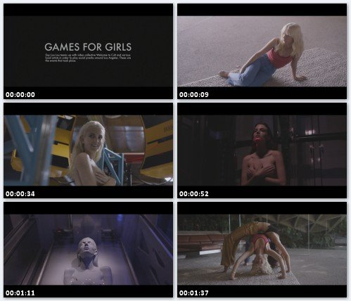 Say Lou Lou x Lindstrom - Games for Girls