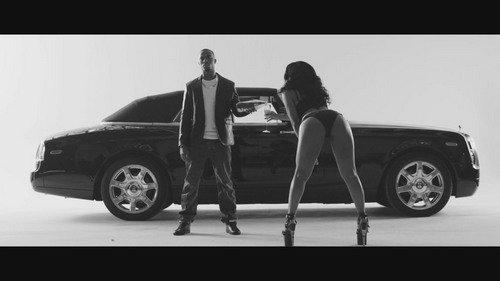 B.o.B ft Victoria Monet - Lean On Me