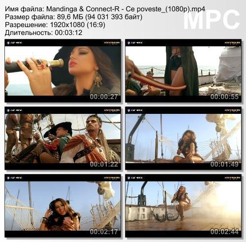 Mandinga & Connect-R - Ce poveste
