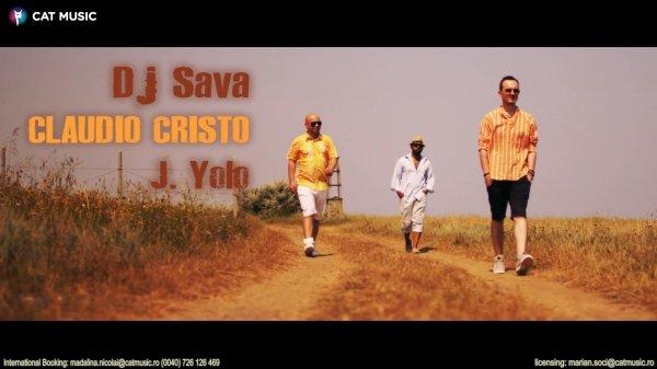 Dj Sava, Claudio Cristo & J. Yolo - Africa