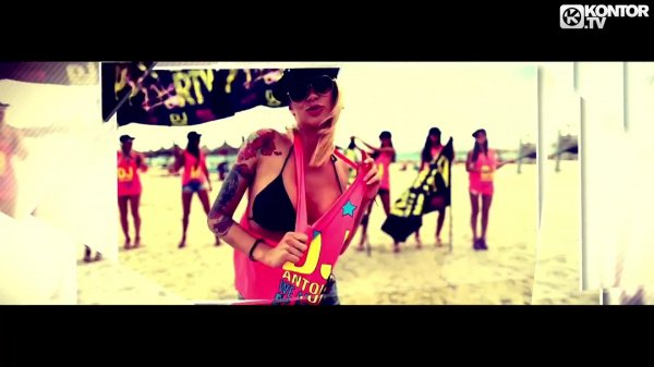 DJ Antoine vs Mad Mark feat. X-Stylez - We Are The Party