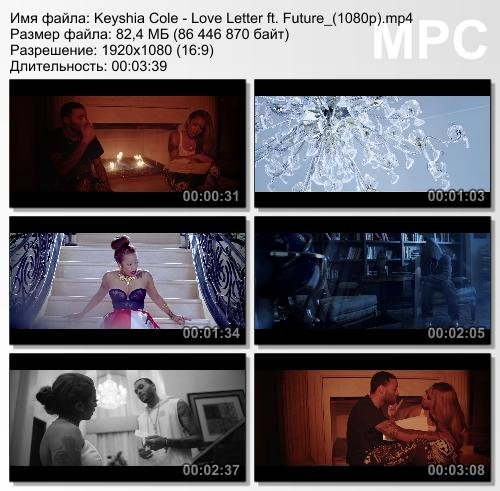 Keyshia Cole ft. Future - Love Letter