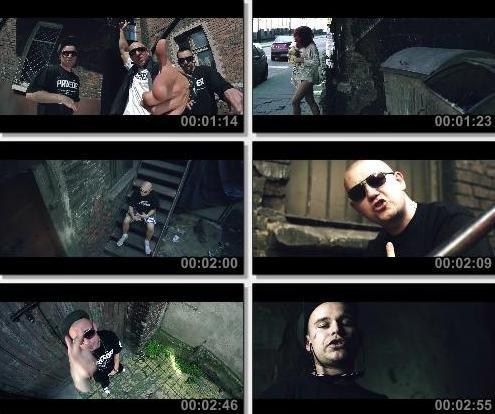 Chada x RX ft. Hukos, Maskot - Sluchasz na wlasne ryzyko