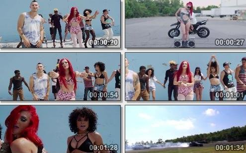 Justina Valentine feat. PYRMDS - Let the Birds Fly