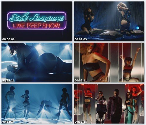 Kid Ink feat. Usher & Tinashe - Body Language