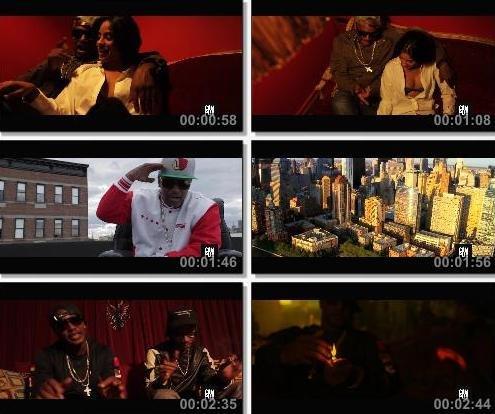 Camron ft. Wiz Khalifa & Smoke DZA – Touch The Sky
