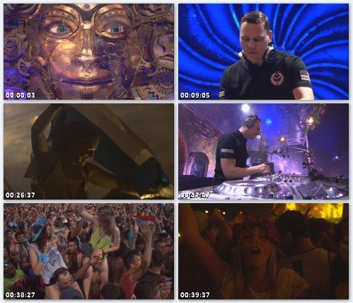 Tiesto - Live at Tomorrowland 2014