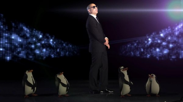 Pitbull - Celebrate (OST Penguins of Madagascar)