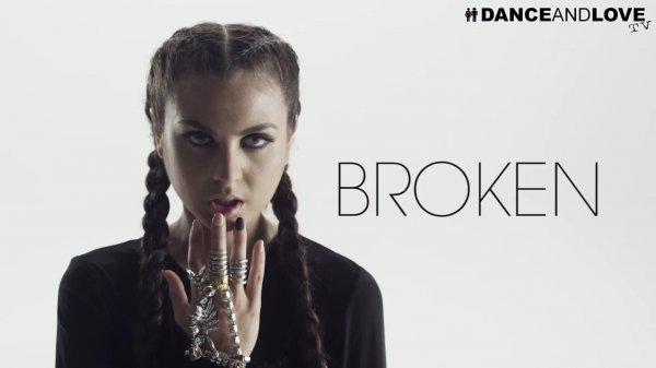 Xenia Ghali feat. Katt Rockell - Broken