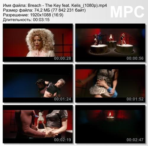 Breach feat. Kelis - The Key