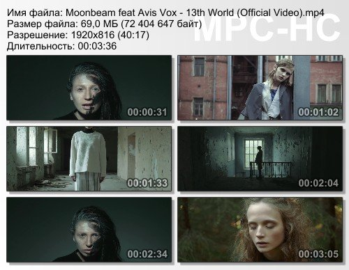 Moonbeam feat. Avis Vox - 13th World