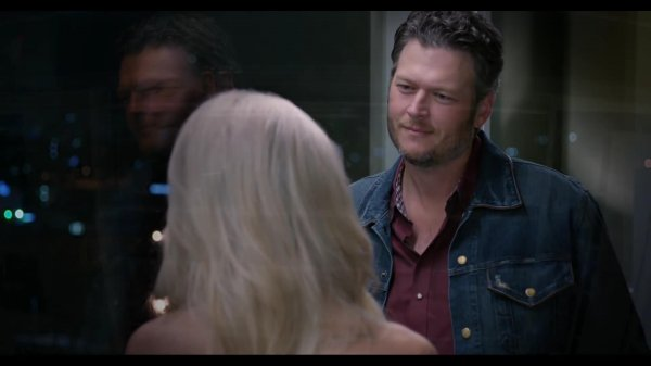 Blake Shelton feat. Ashley Monroe - Lonely Tonight