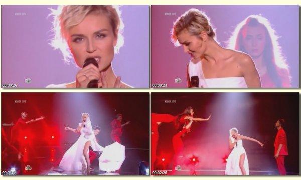 Полина Гагарина - Я тебя не прощу никогда (Live, Хочу к Меладзе 2014)
