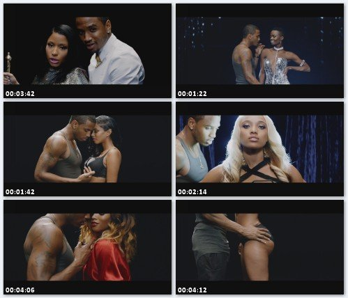 Trey Songz ft. Nicki Minaj - Touchin, Lovin