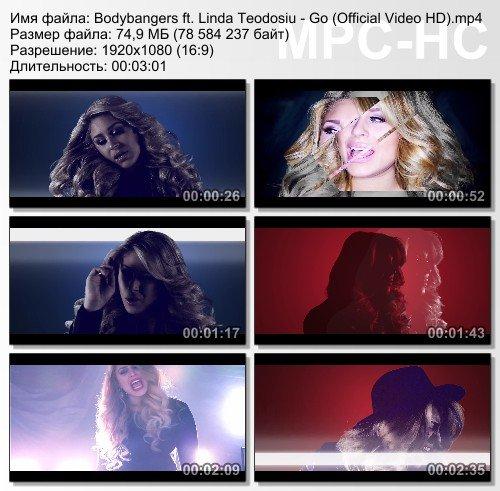 Bodybangers ft. Linda Teodosiu - Go