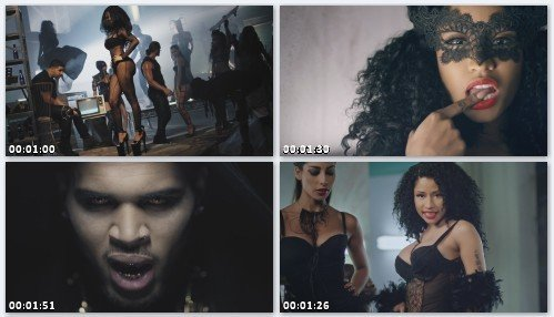 Nicki Minaj ft. Drake, Lil Wayne, Chris Brown - Only