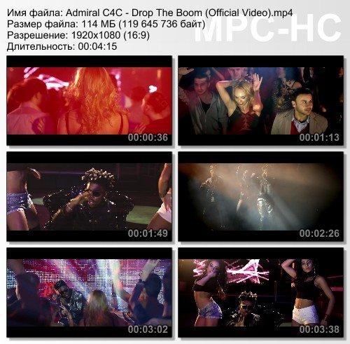 Admiral C4C - Drop The Boom