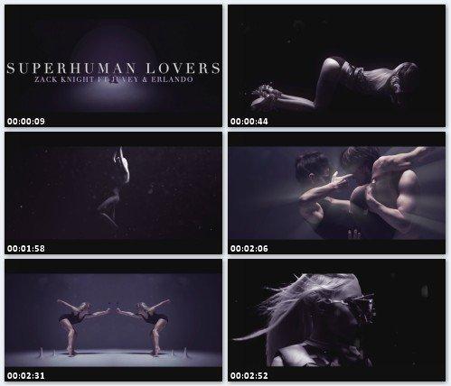 Zack Knight ft. Juvey & Erlando - Superhuman Lovers