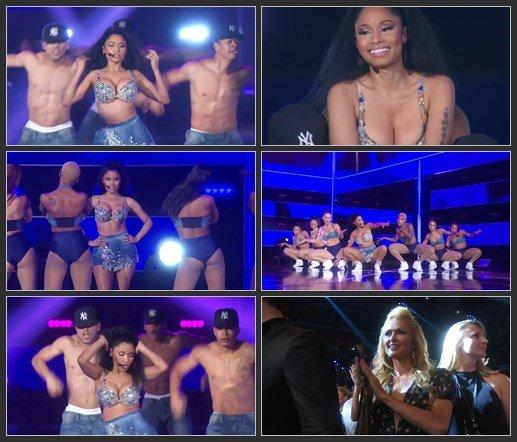 Nicki Minaj - Anaconda (Live Fashion Rocks 2014)