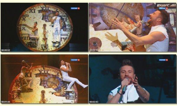 Сергей Лазарев - Понарошку (Live, Юбилейный концерт Игоря Крутого 2014)