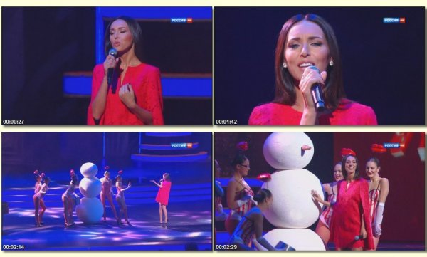Алсу - Счастье ты мое  (Live, Юбилейный концерт Игоря Крутого 2014)