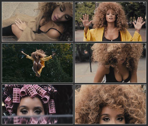 Lion Babe ft. Childish Gambino - Jump Hi