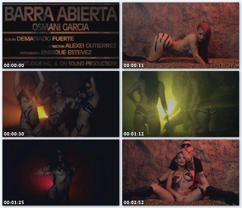 Osmani Garcia - Barra Abierta