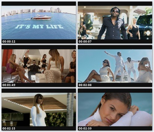 Chawki feat. Dr. Alban - It's My Life