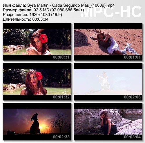 Syra Martin - Cada Segundo Mas