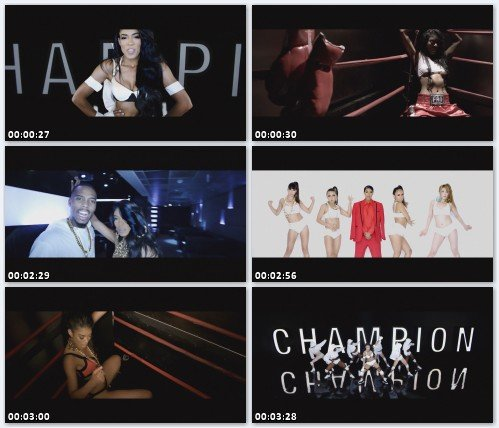 Mila J ft. B.o.B - Champion
