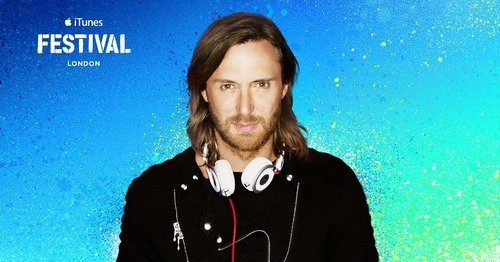 David Guetta  - Live At iTunes Festival 2014