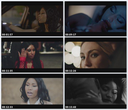 Nicki Minaj - The Pinkprint Movie