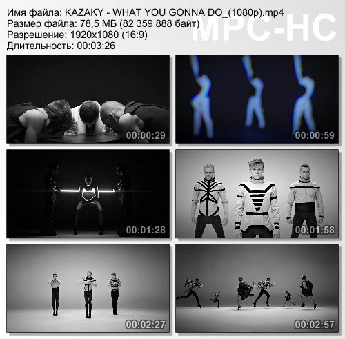 Kazaky - What You Gonna Do