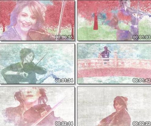 Lindsey Stirling - Senbonzakura