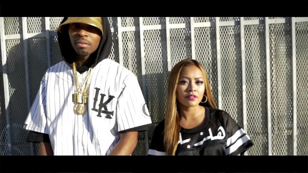 Honey Cocaine ft. T Rell - Jumpman