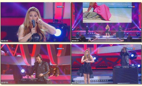 Ирина Дубцова и Диджей Руденко – Вспоминай (Live, Песня года 2014)