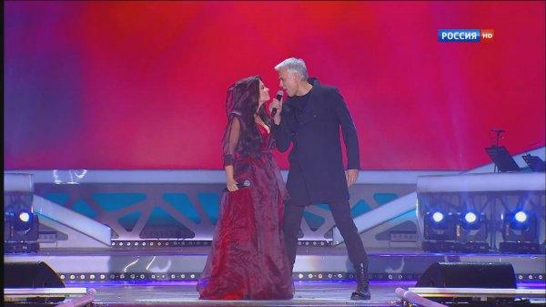 Наташа Королева и Александр Маршал – Порочен я тобой (Live, Песня года 2014)