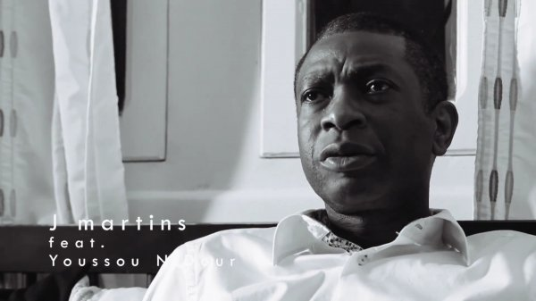 J.Martins ft. Youssou N'Dour - Time is now