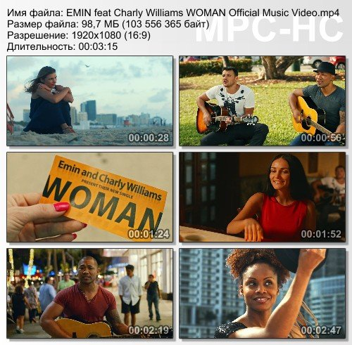EMIN feat. Charly Williams - Woman