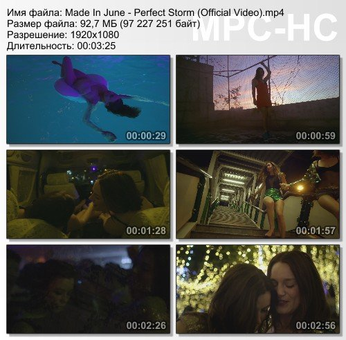 Made In June - Perfect Storm
