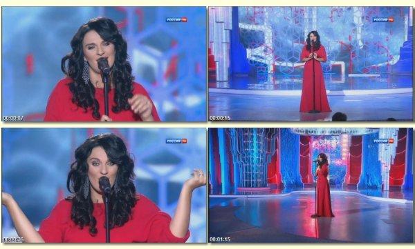 Елена Ваенга - Танго под луной (Live, Субботний вечер 2015)