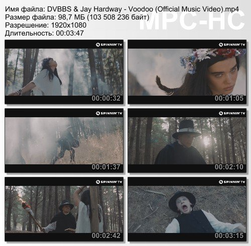 DVBBS & Jay Hardway - Voodoo