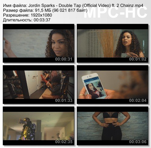 Jordin Sparks ft. 2 Chainz - Double Tap