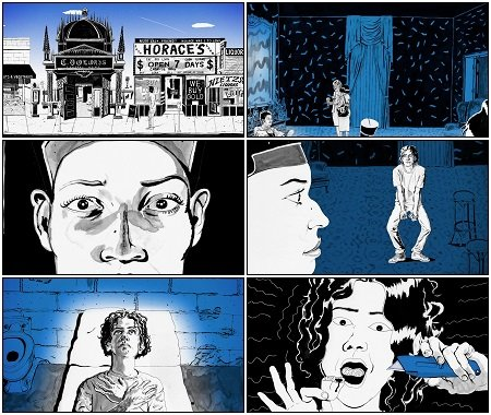 Jack White - That Black Bat Licorice (Animated Video)