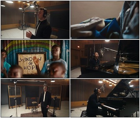 Sam Smith ft. John Legend - Lay Me Down (Red Nose Day 2015)
