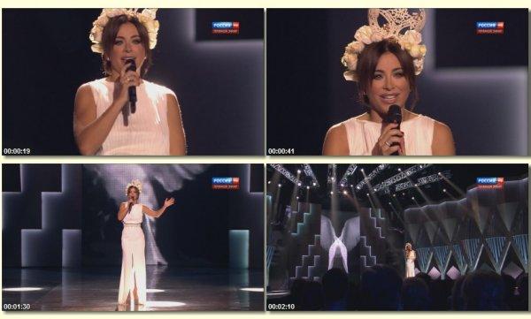 Ани Лорак - Корабли (Live, Праздничное шоу Валентина Юдашкина 2015)