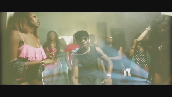 Fuse ODG ft. Stanley Enow and Olamide - Black Commando
