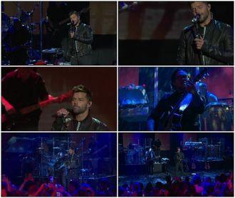 Ricky Martin - Disparo al Corazón (Live)